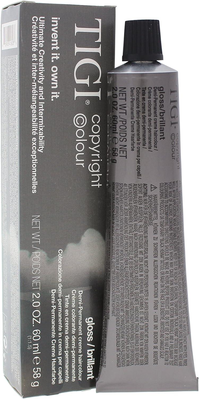 Tigi Bed Head Color Copyright 6/0 - Tinte para el cabello, color rubio oscuro natural, 60 ml