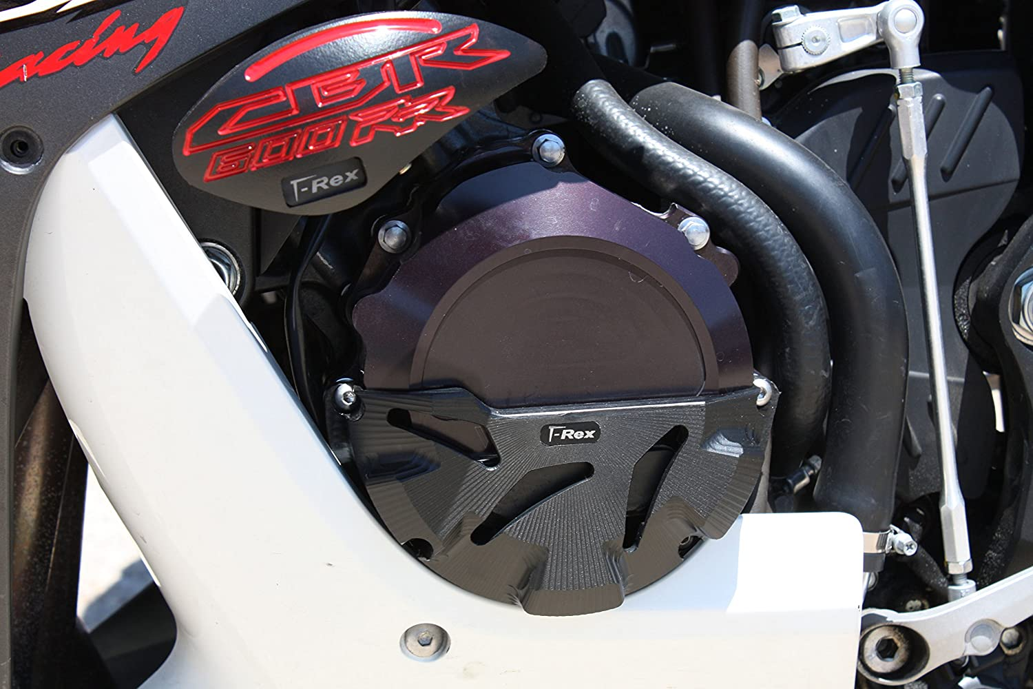 T-Rex Racing Engine Case Covers for Honda 2007-2008 CBR600RR