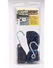 """Carolina North 10025 3/8"""" Rope Ratchet with 15' Solid Braided Polypropylene Rope, 250-lb. Capacity"""
