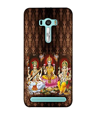 99Sublimation Designer Back Case Cover for Asus Zenfone 2 Laser ZE601KL Saraswathy Lakshmi Ganapathy Mobile Accessories