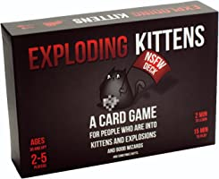 Save 20% on Exploding Kittens NSFW expansion