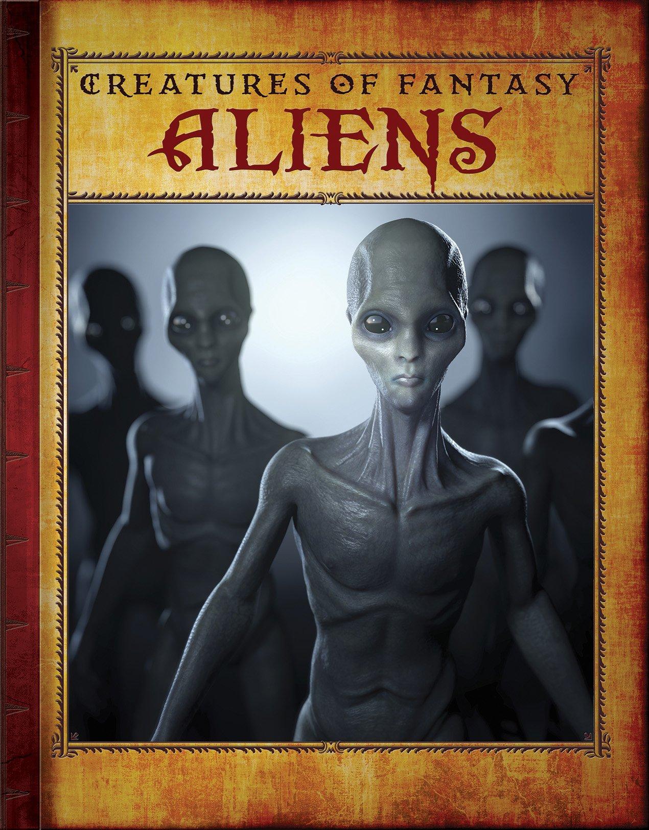 Download Aliens (Creatures of Fantasy) ebook