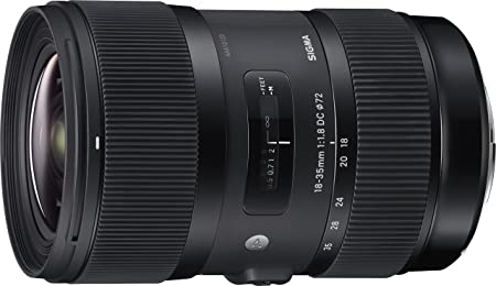 Review Sigma 18-35mm F1.8 Art