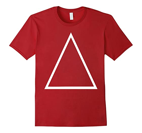 Amazon Triangle Ancient Alchemy Symbol Pre Science Fire T Shirt