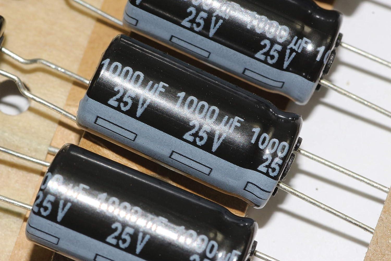 16V Condensatori Elettrolitici ad alta frequenza a Bassa ESR valori diversi