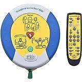 Heartsine Defibrillator Trainer PAD 500 mit Fernbedienung und Ersatz-Trainingselektroden