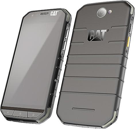 CAT PHONES Smartphone Resistente al Agua Resistente Cat S31 Negro ...