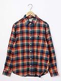 (コーエン) COEN カラーブロックネルチェックシャツ(WEB限定サイズXS有り) 75106059110