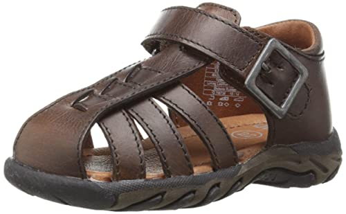 28fef3e0f Umi Baron - sandalias abiertas de piel niños
