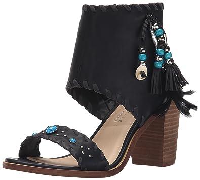 ed1db6553fc Very Volatile Women s Boho Heeled Sandal