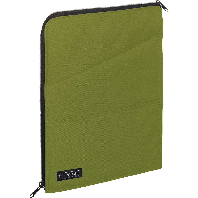 KOKUYO Document bag ''KaTaSu'' Stand type (Green)