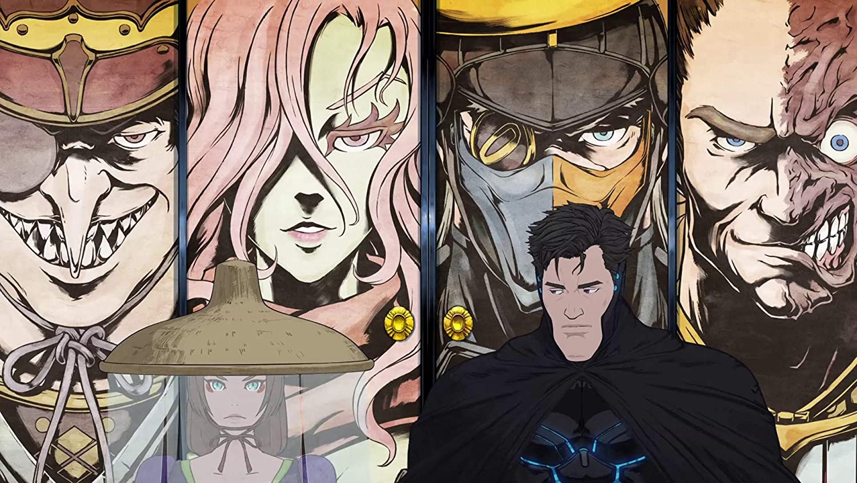 Amazon.com: Ninja Batman, Blu-ray DVD, 2 Disc Set: Movies & TV
