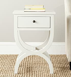 Safavieh American Homes Collection Maxine Shady White Accent Table