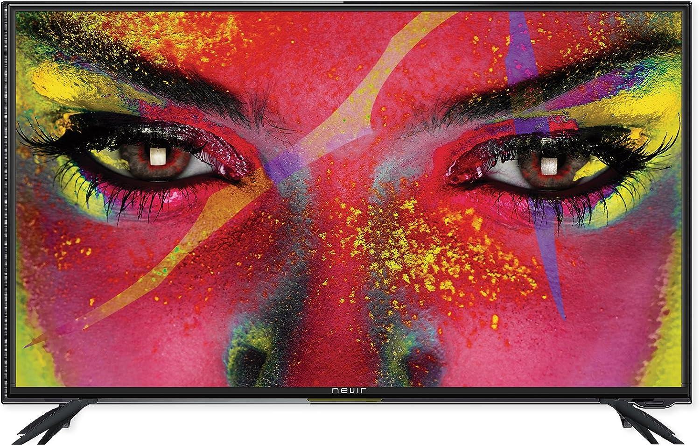 NVR-7604 USB DVR HDMI Negra Televisor 55 4K NEVIR: Amazon.es: Electrónica