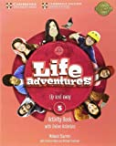 Life Adventures Level 5 Activity Book with Home Booklet and Online Activities