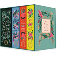4pk Literary Classics Box Set: The Puffin in Bloom Collection