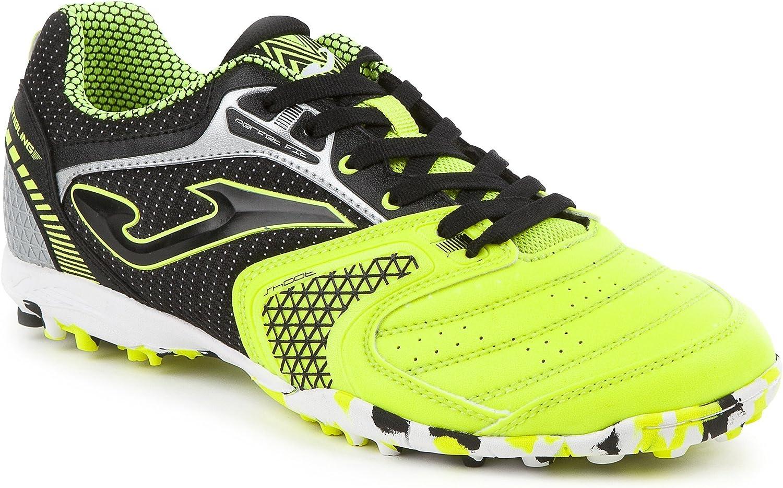 Joma Dribling 709 - Zapatillas de fútbol para Hombre, Color Amarillo y Negro Amarillo Size: 40 EU: Amazon.es: Zapatos y complementos