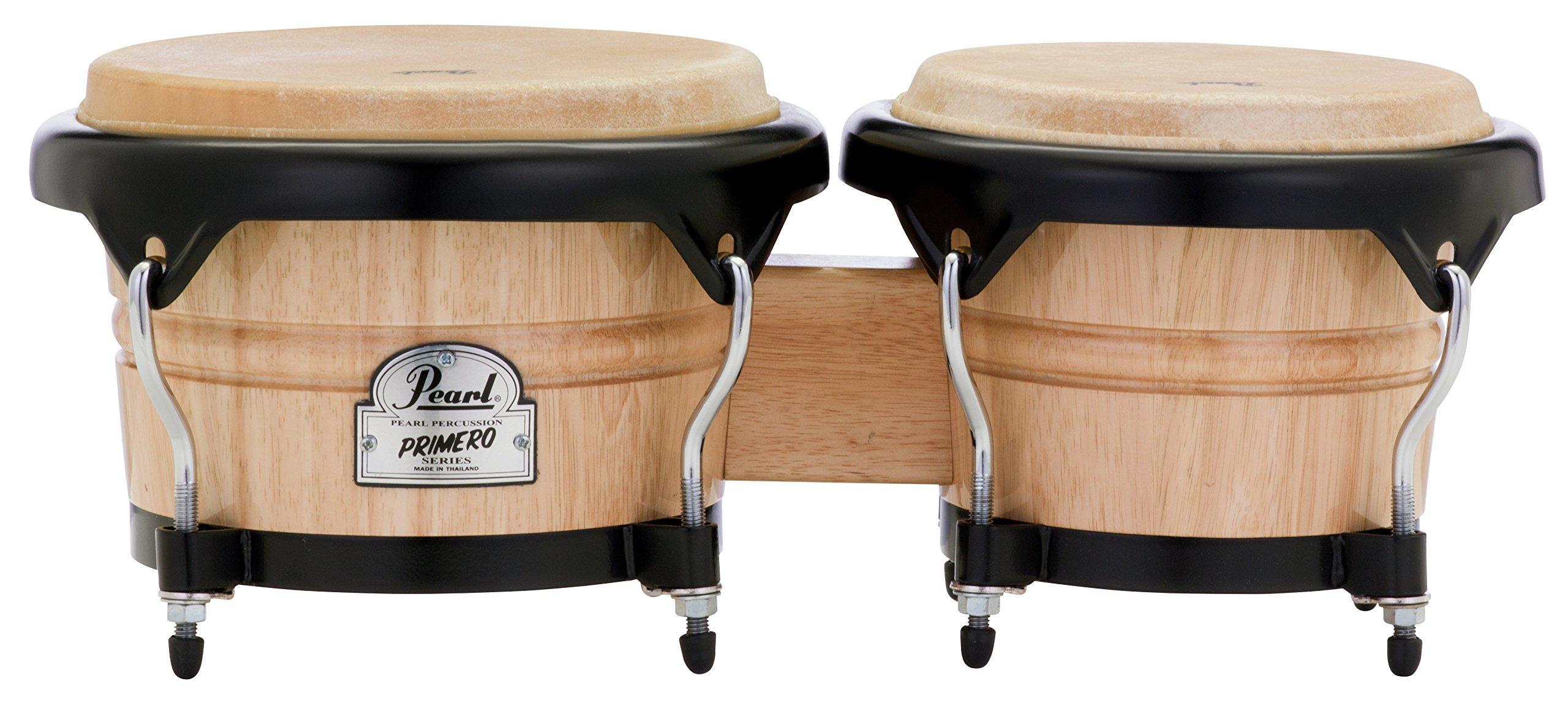 Pearl Primero Series Wood Bongos (PFB102)