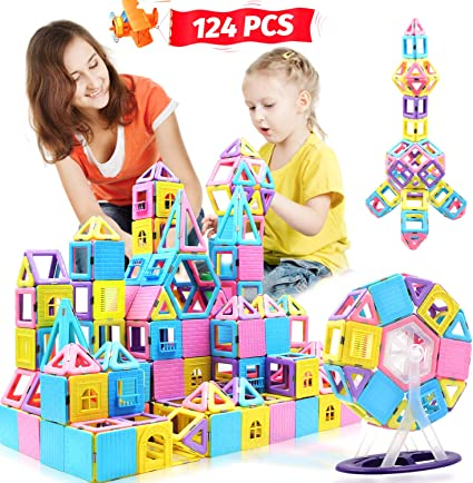 Kids Toddler Educational Toys Children Learning Gift  Building Blocks Y