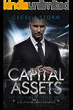 Capital Assets: An M/M Non-Shifter Mpreg Romance (Rattle on Wall Street, Book 1)