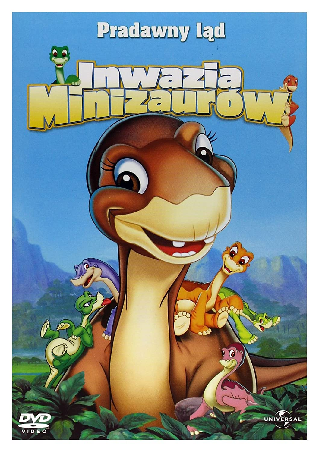 Land Before Time XI: Invasion of the Tinysauruses, The DVD ...