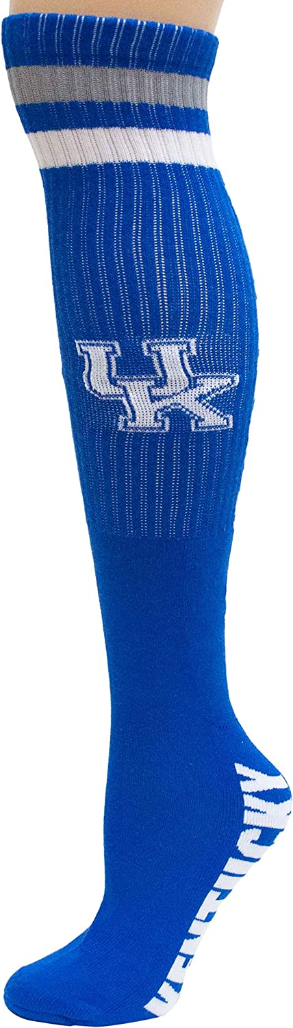 Donegal Bay NCAA Kentucky Wildcats Tube Socks Blue One Size