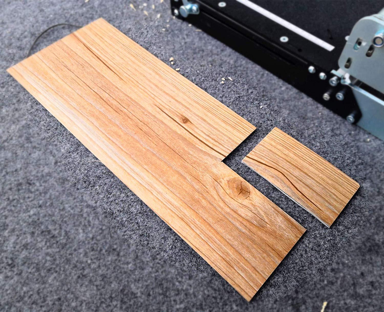13-inch LVT/VCT/LVP/WPC/PVC/Vinyl Flooring Cutter LVT-330, Better than 12-In Vinyl Tile Cutter by MANTISTOL (Image #4)