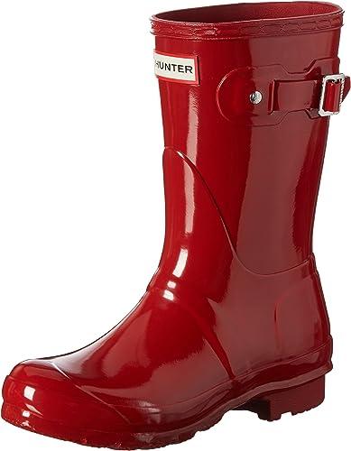 Original Short Gloss Rain Boots