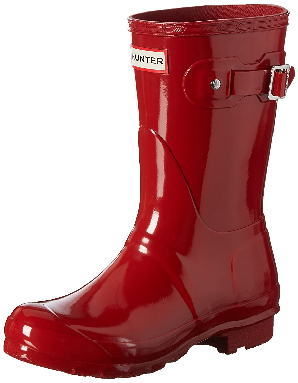 Gloss Military Red Hunter Original Short Boot Snow Boot