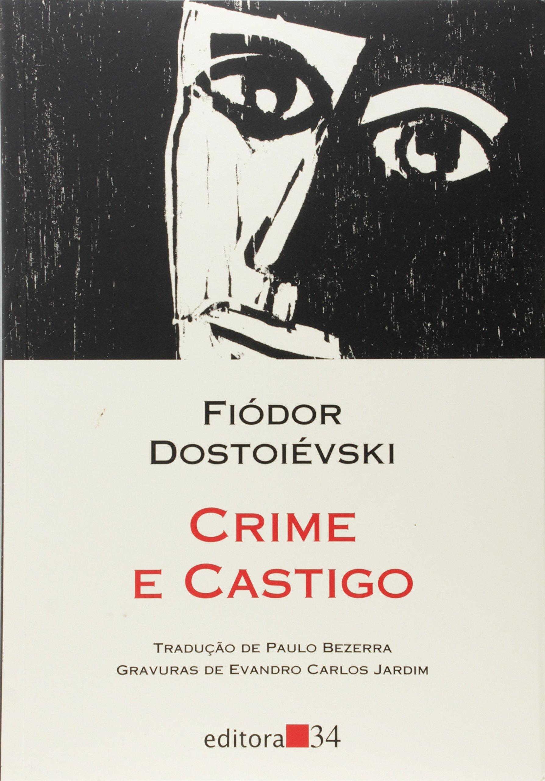 crime e castigo fyodor dostoevsky