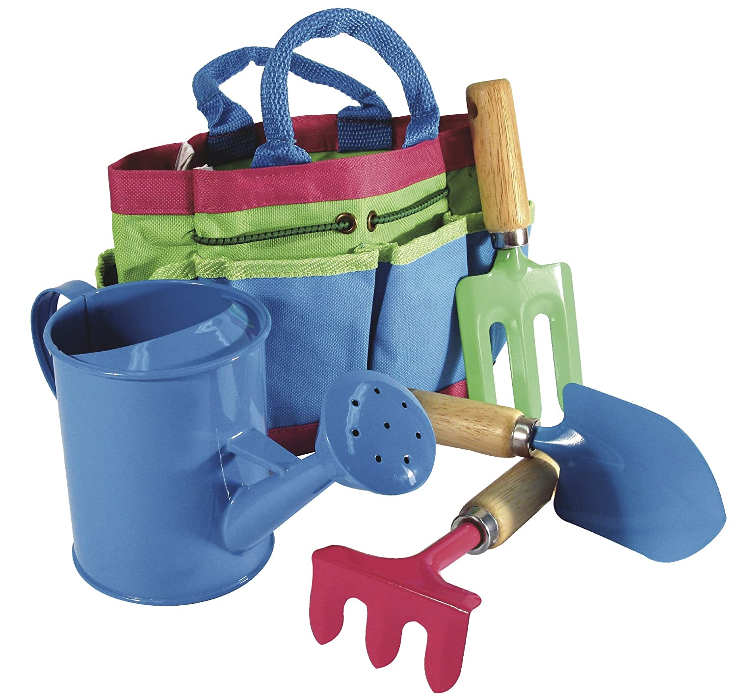 Children s Garden Tool Set House of Marbles Amazon Toys