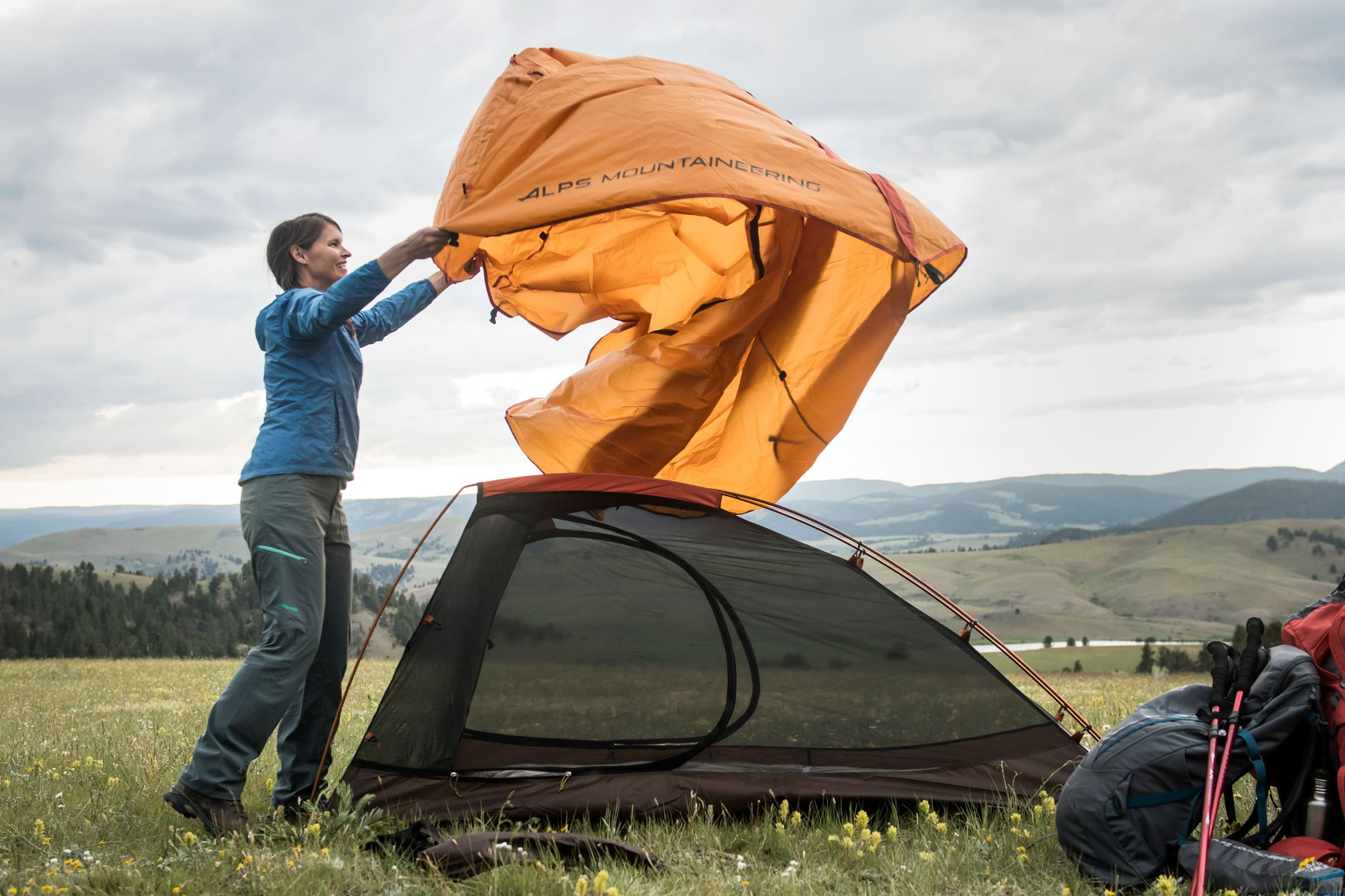 ALPS Mountaineering Zephyr 3-Person Tent by ALPS Mountaineering (Image #5)