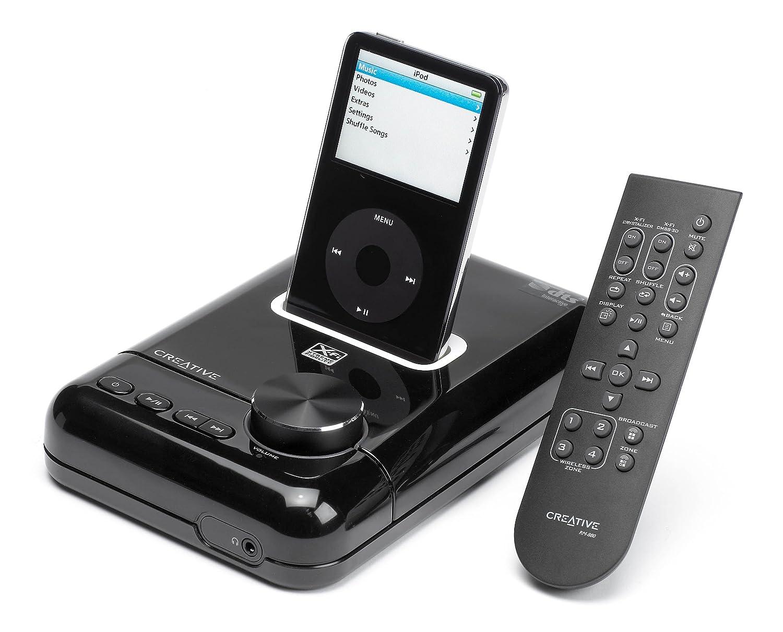 Creative XDock Set - Wireless X-Fi Dockingstation: Amazon.de ...