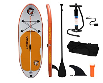 Loyal Fun Kids Stand up Sup de Alta Calidad y Hinchable Paddle ...