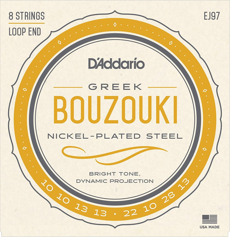 D'Addario EJ97 Greek Bouzouki D' Addario