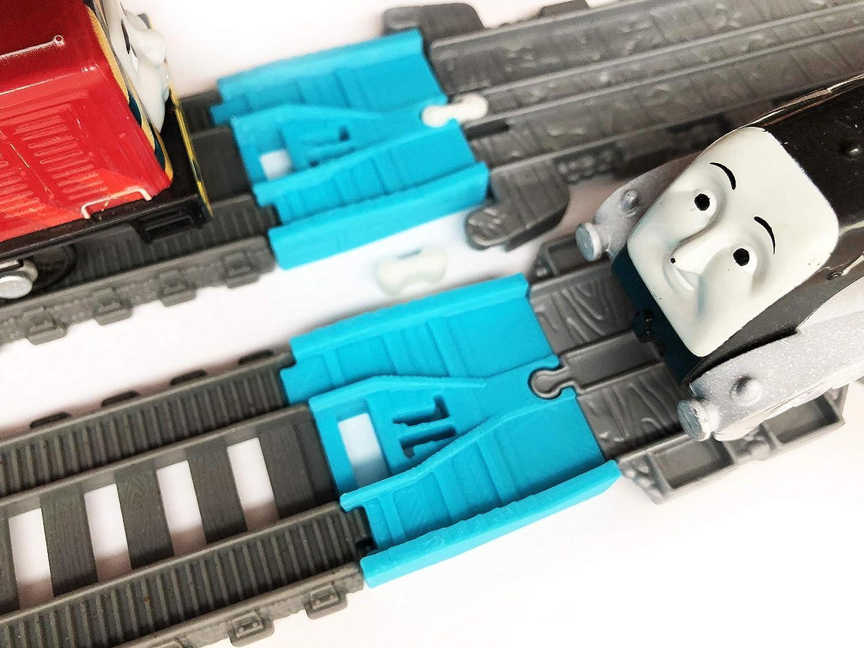 輝く高品質な TrainLab Take-n-Play to Take-n-Play Trackmaster TNPF-TM14 (2014) TrainLab トレーニングトラックアダプター トーマスと仲間の鉄道用 TNPF-TM14 ライトブルー B07K8YHD5Z, King メガネ:c304d1b9 --- a0267596.xsph.ru
