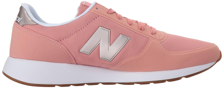 New Balance Women's 215 B(M) Sport v1 Sneaker B0751QWT9J 7.5 B(M) 215 US|Fiji/White 023664