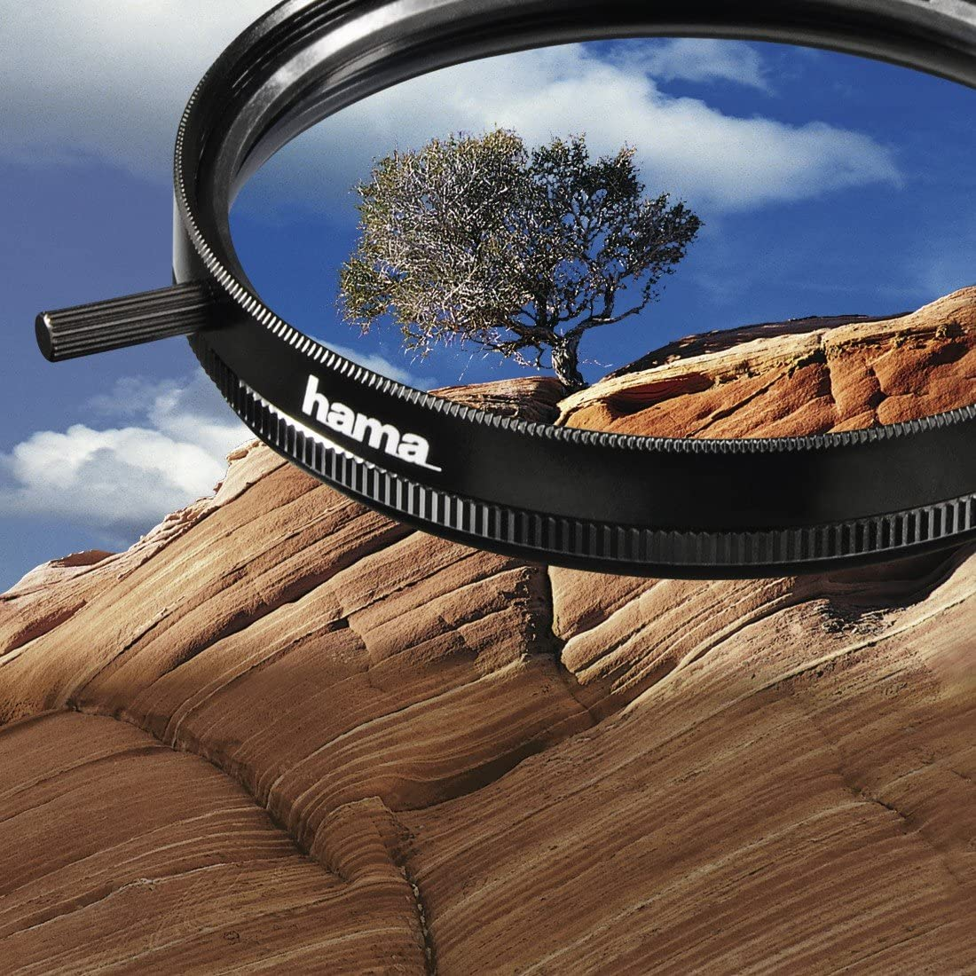 62.0 mm HTMC Coated Hama Polarising Filter Circular