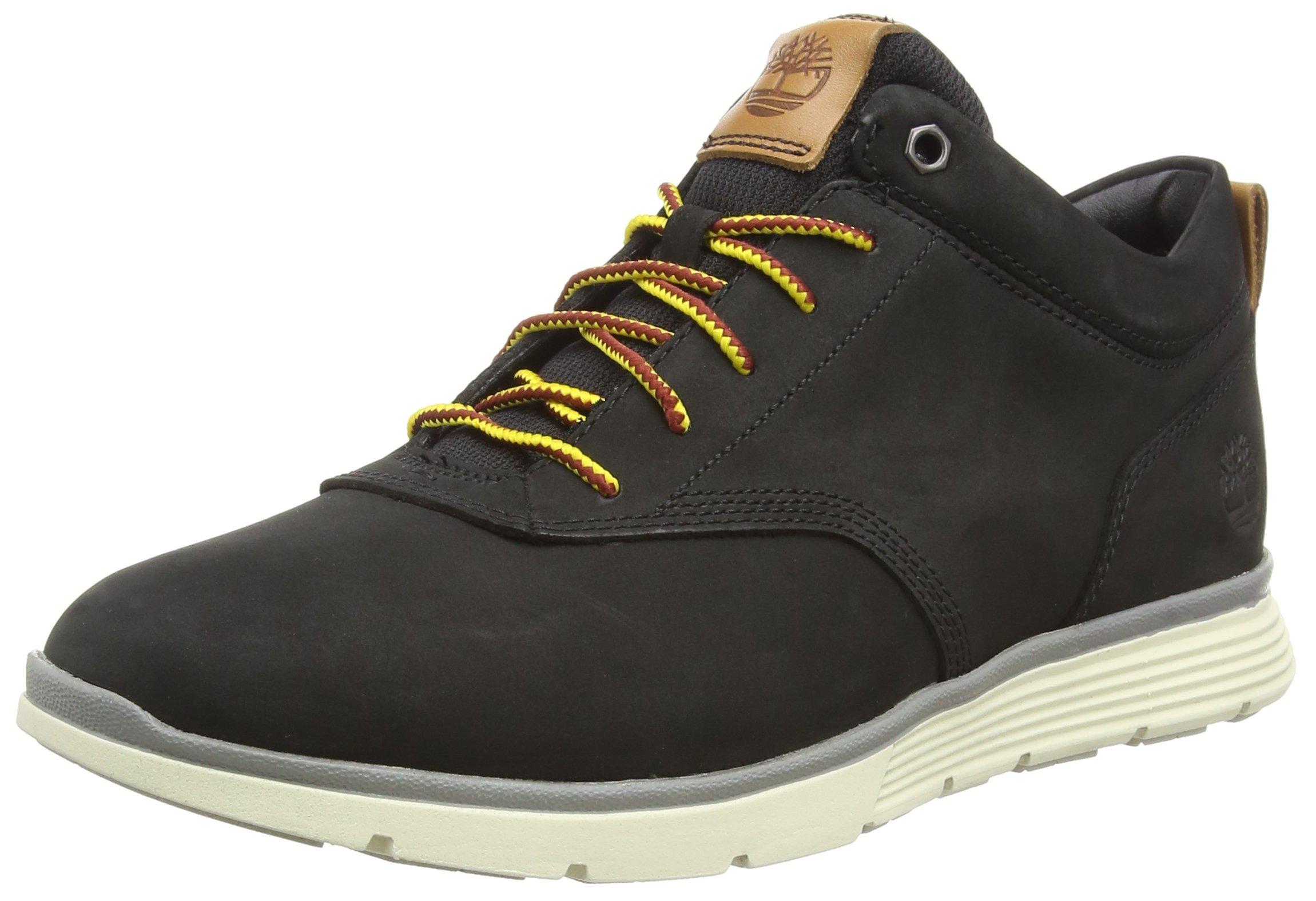 new product 39b23 2ea28 Timberland Mens Killington Half Cab Black Nubuck Boots 44 EU