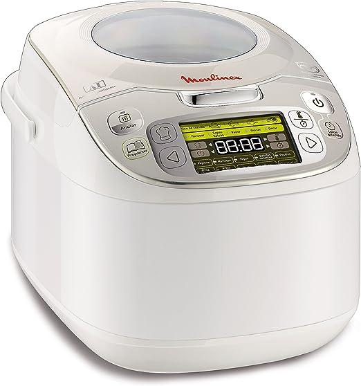 Moulinex Maxichef Advance MK812121 - Robot de cocina con 45 ...