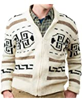 Big Lebowski Jeffrey The Dude Sweater Men's Movie Replica Costume
