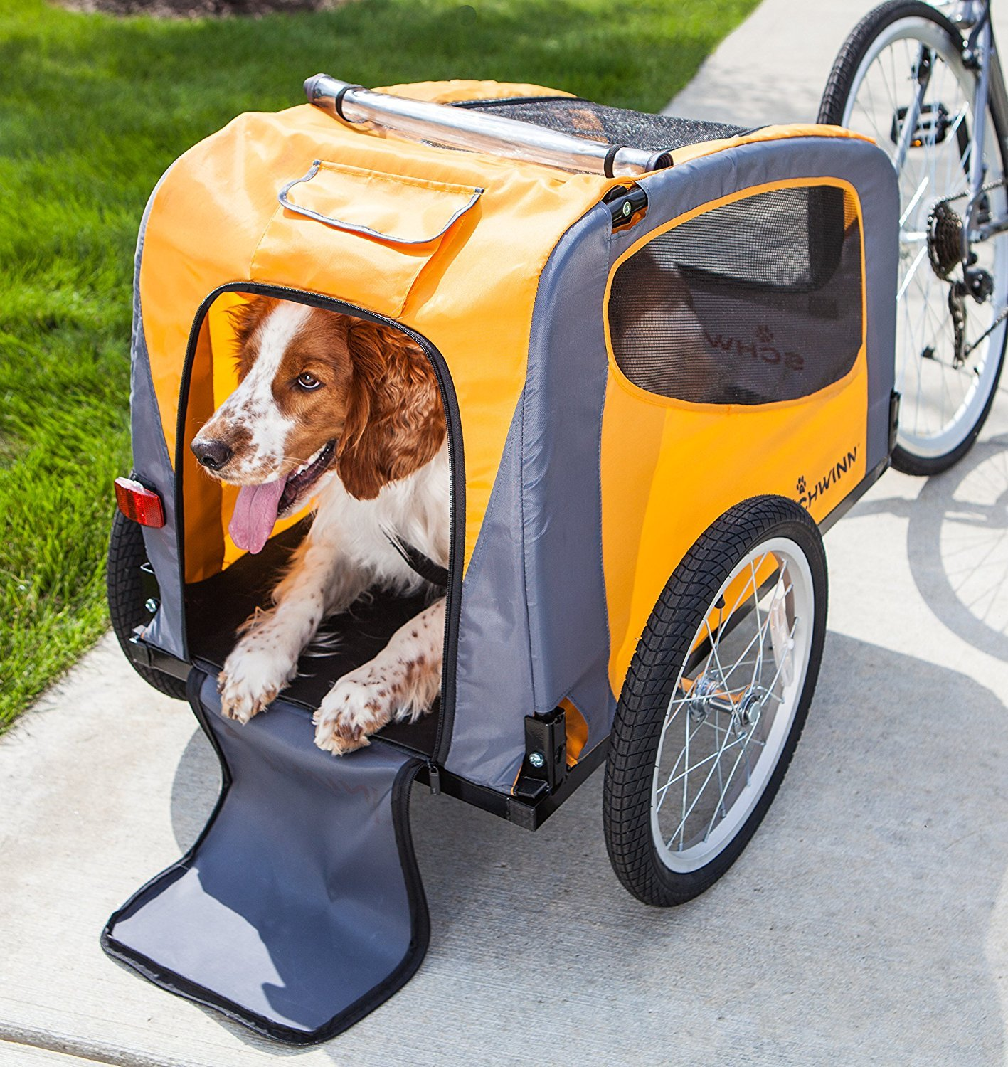 Schwinn Rascal Pet Trailer Why You Cant Go Wrong With This One 50cc Wiring Diagram Review