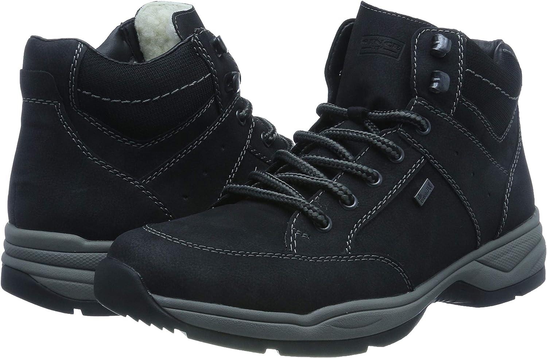Rieker Herren F4420 Klassische Stiefel: : Schuhe R9E12