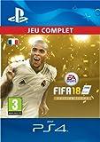 FIFA 18 - Édition ICON | Code Jeu PS4 - Compte français