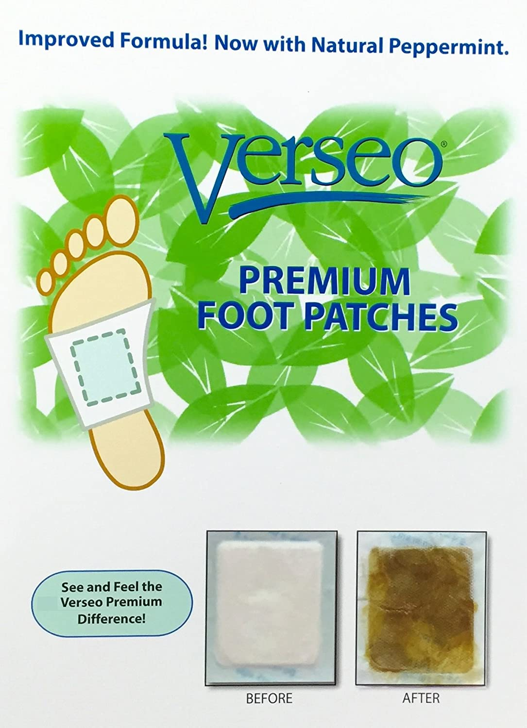 Verseo Foot Pad (10-pack)