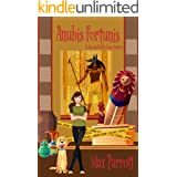 Anubis Fortunis: Psychic Sleuths and Talking Dogs (A Jaz and Luffy Cozy Mystery Book 8)