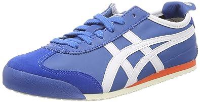 buy popular ad44c 36e6c Amazon.com | ASICS Sneaker D4J2L-4201 Mexico 66 | Fashion ...