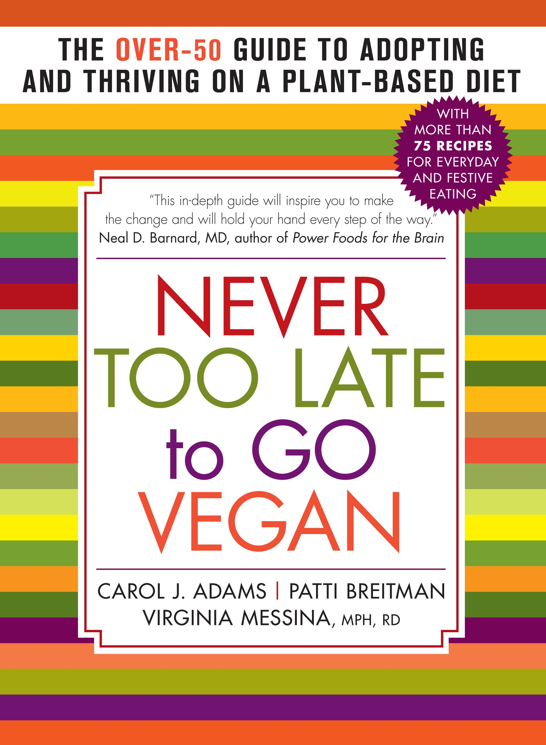 Never Too Late Vegan Plant Based product image