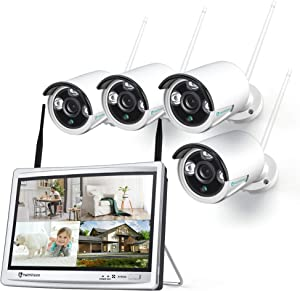 Best Security Camera System Under 300 Reviews [Amazing Brand of 2020] 2