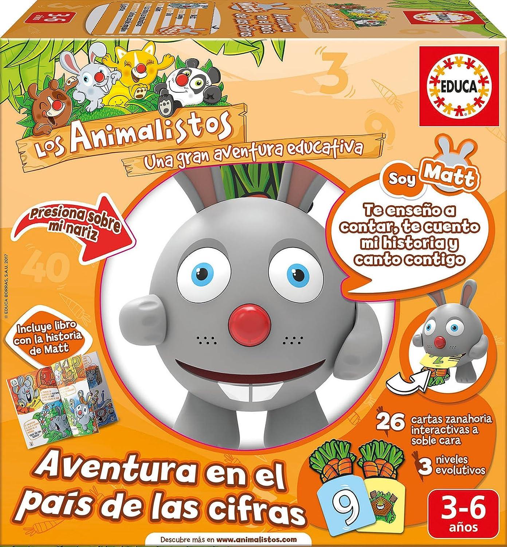 Educa Borrás Animalistos Bali: Misión comunicarse en Inglés (17248)